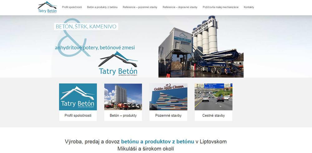 tatrybeton